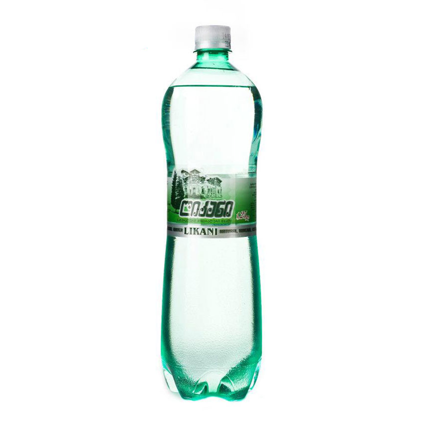 georgian mineral water